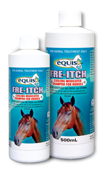 Equis Fre-Itch Cooling Shampoo