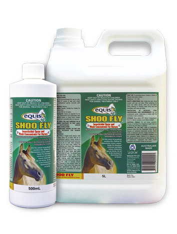 Equis Shoo Fly Insecticidal Spray and Wash Concentrate